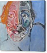De Jour Et De Nuit. Canvas Print