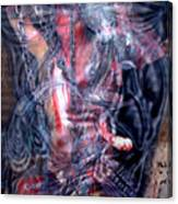 Dead 1 Canvas Print
