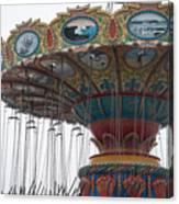 Dead Carnival Canvas Print