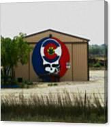 Dead Heads In Colorado Canvas Print