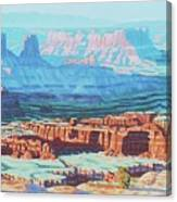 Dead Horse Point #2 Canvas Print