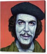 Dead Red - Che Canvas Print