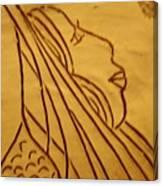 Dear - Tile Canvas Print