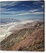 Death Valley 10 Canvas Print