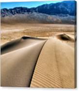 Death Valley 12 Canvas Print