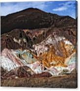Death Valley 14 Canvas Print