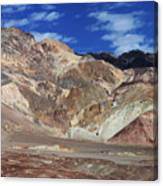 Death Valley 15 Canvas Print