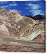 Death Valley 16 Canvas Print