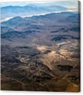 Death Valley 18 Canvas Print