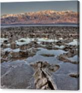 Death Valley 7 Canvas Print