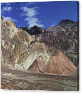 Death Valley 8 Canvas Print