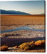 Death Valley California Canvas Print