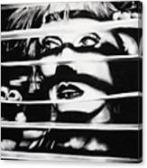Deborah Harry Canvas Print