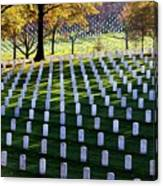 Debt Of Gratitude Canvas Print