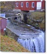 Decew Falls Canvas Print