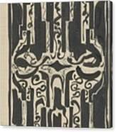Decorative Design, Carel Adolph Lion Cachet, 1874 - 1945 H Canvas Print
