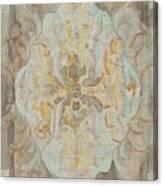 Decorative Design, Carel Adolph Lion Cachet, 1874 - 1945 Vs Canvas Print