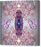 Decorative No8 Canvas Print
