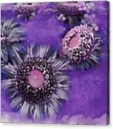 Decorative Sunflowers A872016 Canvas Print