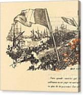 Dedication Page Canvas Print