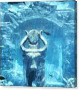 Deep Atlantis Canvas Print