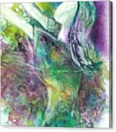 Deep Calls Unto Deep Canvas Print