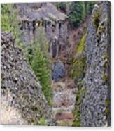 Deep Creek Gorge Canvas Print
