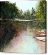 Deep In Desota Canvas Print
