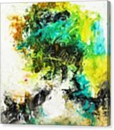 Deep Love Canvas Print