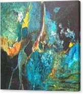 Deep Mystery Canvas Print
