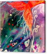 Deep Secrets  Canvas Print