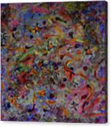 Deep Thinking Canvas Print
