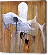 Deer Song Canvas Print