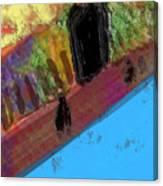 Deity Canvas Print