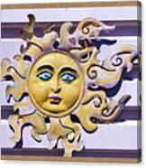 Del Sol Canvas Print
