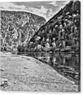 Delaware Water Gap Canvas Print