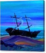 Deleon Canvas Print