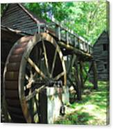Dellinger Mill Canvas Print