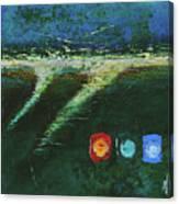 Delta Canvas Print