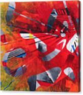 Delta Medley II Canvas Print