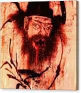 Demon Queller Canvas Print