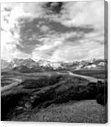 Denali National Park 4 Canvas Print