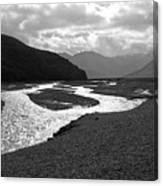 Denali National Park 5 Canvas Print