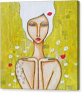 Denham Canvas Print