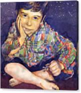 Denis 01 Canvas Print