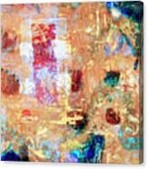 Denizens Canvas Print