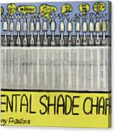 image relating to Tooth Shade Chart Printable called Dental Color Chart