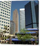 Denver Architecture Canvas Print
