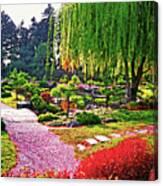 Denver Botanical Gardens 1 Canvas Print