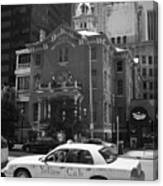 Yellow Cab Denver >> Denver Downtown With Yellow Cab Bw